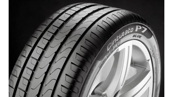 Компания Pirelli выпустила обновленную модель Cinturato P7 Blue