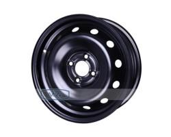 Диски Magnetto AM Lada Largus 15001 6x15 4*100 ET50 Dia60.1 black