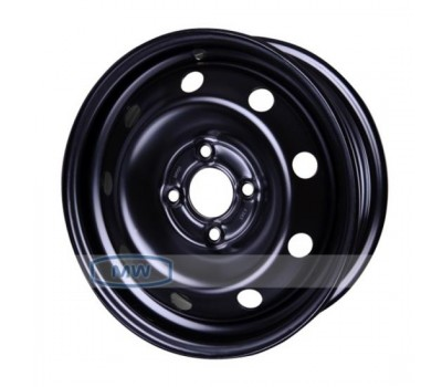 Диски Magnetto AM Renault 14012;14000 5.5x14 4*100 ET43 Dia60.1 black