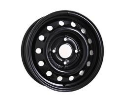 Диски Trebl 7280 Volkswagen 6x14 5*100 ET43 Dia57.1 Black