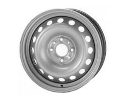 Диски Trebl 6555 Chevrolet 5.5x14 4*114.3 ET44 Dia56.6 Silver