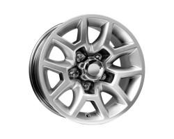 Диски K&K КС321 (Калахари) 7.5x16 5*139.7 ET2 Dia110.1 Silver