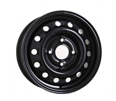 Диски Magnetto Ford Kuga 17001 7.5x17 5*108 ET52.5 Dia63.35 black