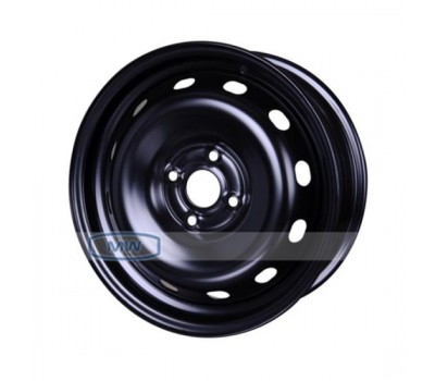 Диски Magnetto 15003 AM Hyundai Solaris 6x15 4*100 ET48 Dia54.1 black